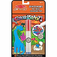 Dinosaur Color Blast