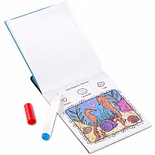 On the Go ColorBlast No-Mess Coloring Pad - Sea Life