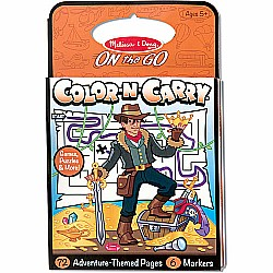 Color N Carry - Adventure