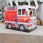 Fire Truck Indoor Playhouse