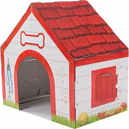 Cardboard Structure - Dog House