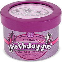 Birthday Girl Mini Box of Questions