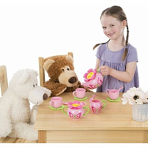 Bella Butterfly Tea Set