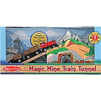 Magic Mine Train Tunnel
