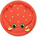 Clicker Crab Flying Disk