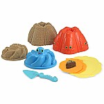 Seaside Sidekicks Sand Cake Set