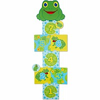 Skippy Frog Hopscotch