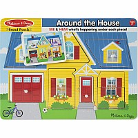 Around the House Sound Puzzle