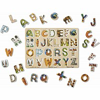 Alphabet Art (UC)