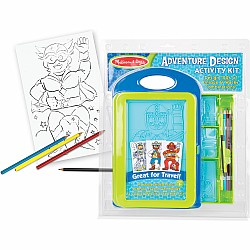Melissa and Doug Adventure Design Activity Kit