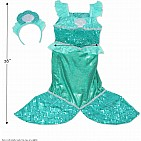 Mermaid Dress Up
