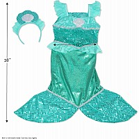 Mermaid Costume Role Play