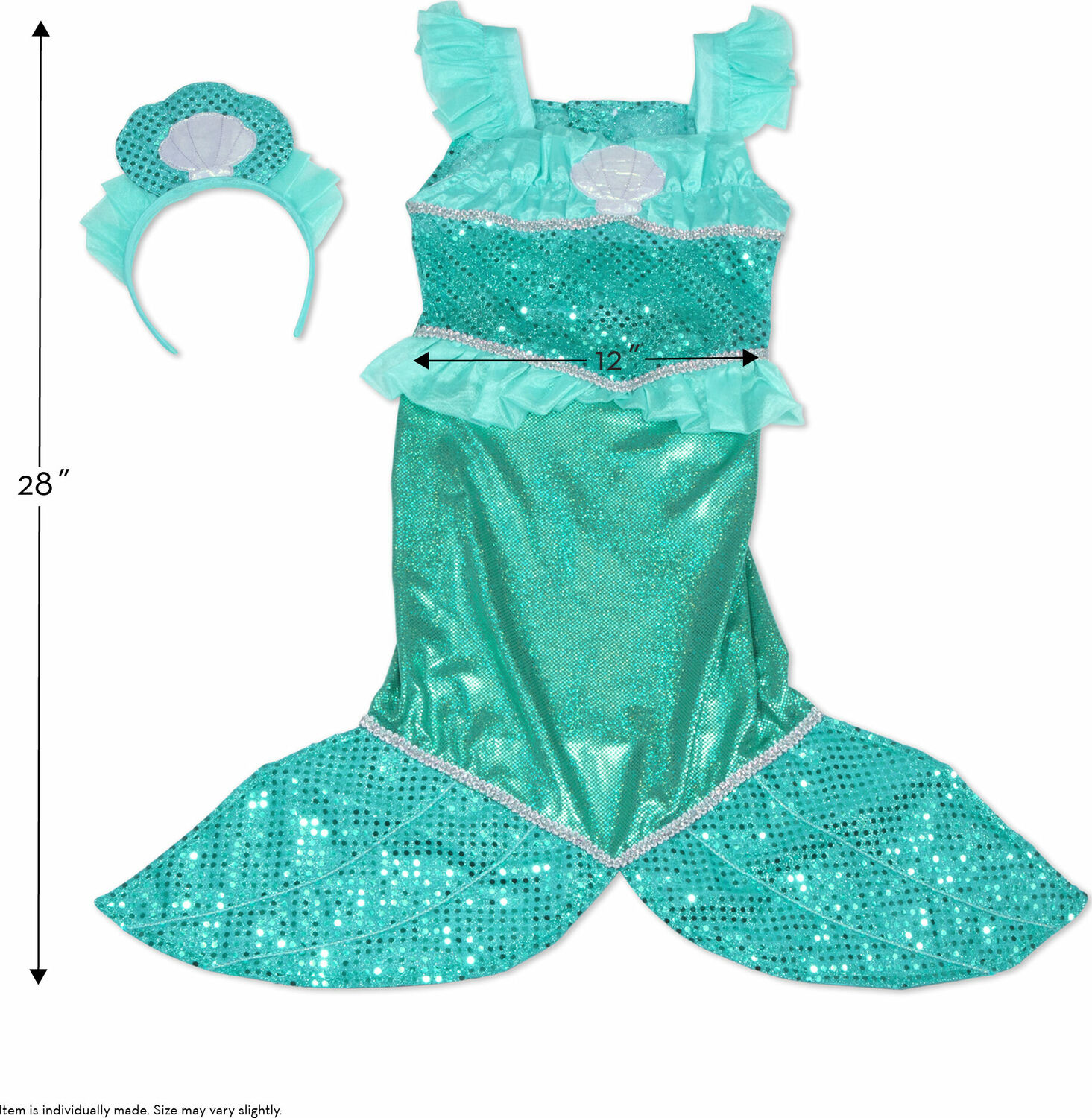 Mermaid Dress Up Grand Rabbits Toys In Boulder Colorado