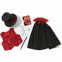 Magician Dress-Up Role Play set