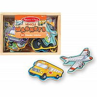 M&D Magnetic Vehicles & Box