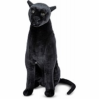 Black Jaguar - Plush