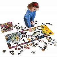 Exploring Space Floor Puzzle (200 pc)