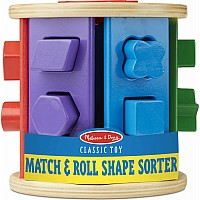 Match & Roll Shaper Sorter