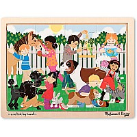 Best Friends Jigsaw (12 pcs)