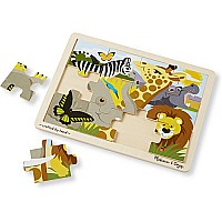 Safari Jigsaw (12pc)