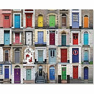 Knock Knock Cardboard Jigsaw - 1000 Pieces