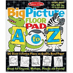 Big Picture Floor Pad A-Z
