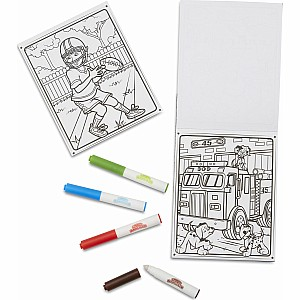 Coloring Pad - Adventure