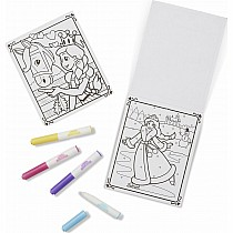 Coloring Pad - Princess