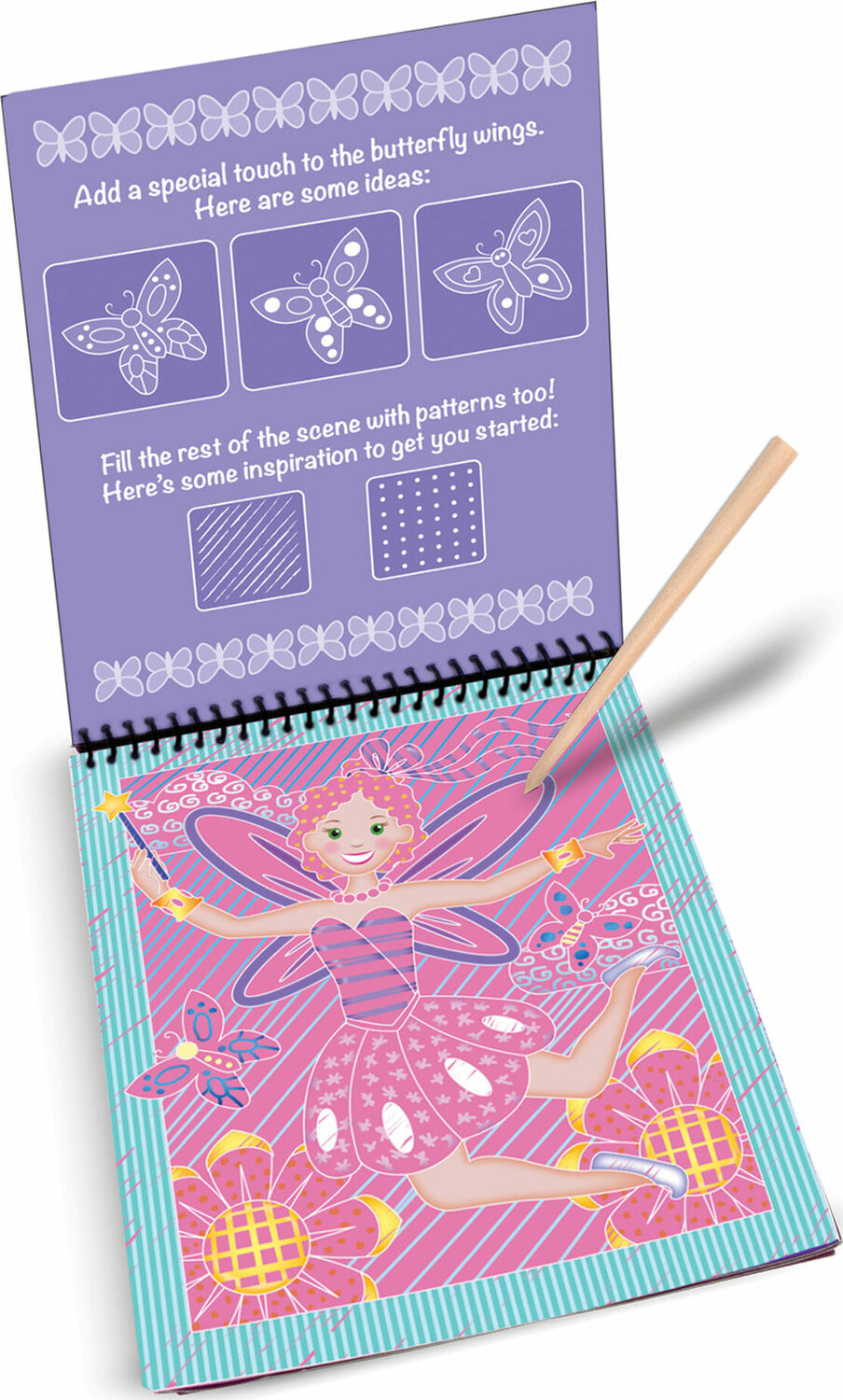 Fairy Tales Color Reveal Pad Timbuk Toys