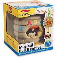 Musical Pull Beehive
