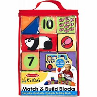 Match and Build Blocks