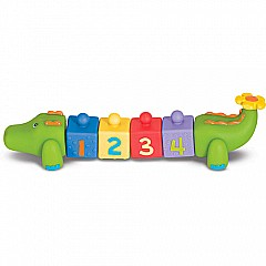 Pop Blocs Crocodile