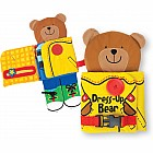 Dress-Up Bear Cloth Activity Book