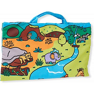 Take-Along Wild Safari Play Mat