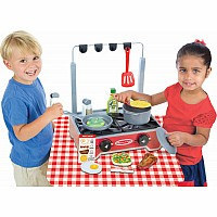Deluxe Wooden Cook top Set