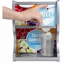 Thirst Quencher Dispenser
