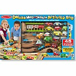 Deluxe Multi-Vehicle Activity Rug