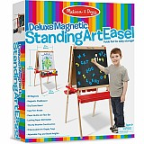 Deluxe Magnetic Standing Art Easel