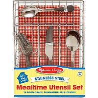 Mealtime Utensil Set