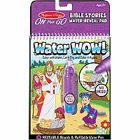 M&D Water Wow! Bible Stories