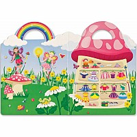 Puffy Sticker Play Set - Fairy