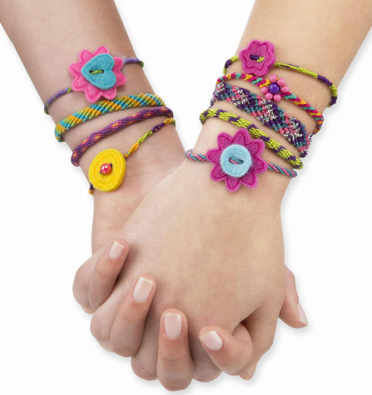 cool friendship bracelets instructions