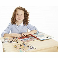 Puffy Sticker Play Set - Cool Careers
