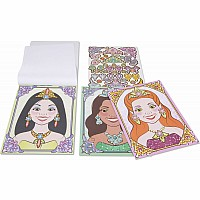 Make-a-Face - Sparkling Princesses
