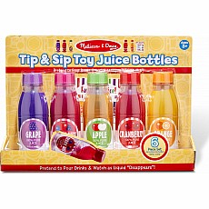 Tip & Sip Juice Bottles