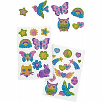 Friendship Foam Stickers