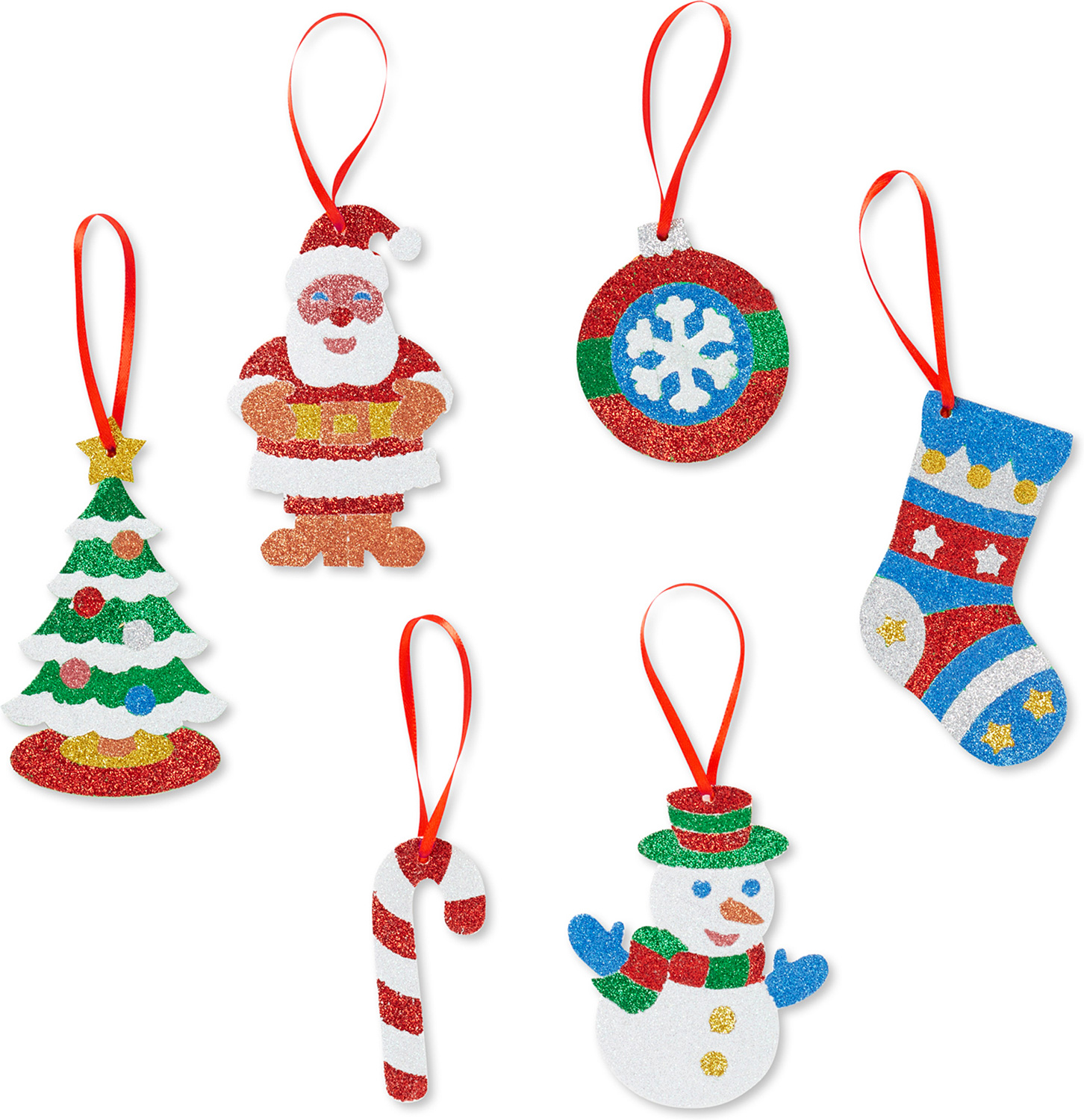 Christmas Ornaments - Snickelfritz Toys