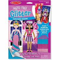 Mess Free Glitter Fancy Party Fashions