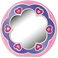 Treasure Box & Mirror Set