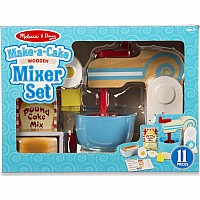 Make-A-Cake Mixer Set